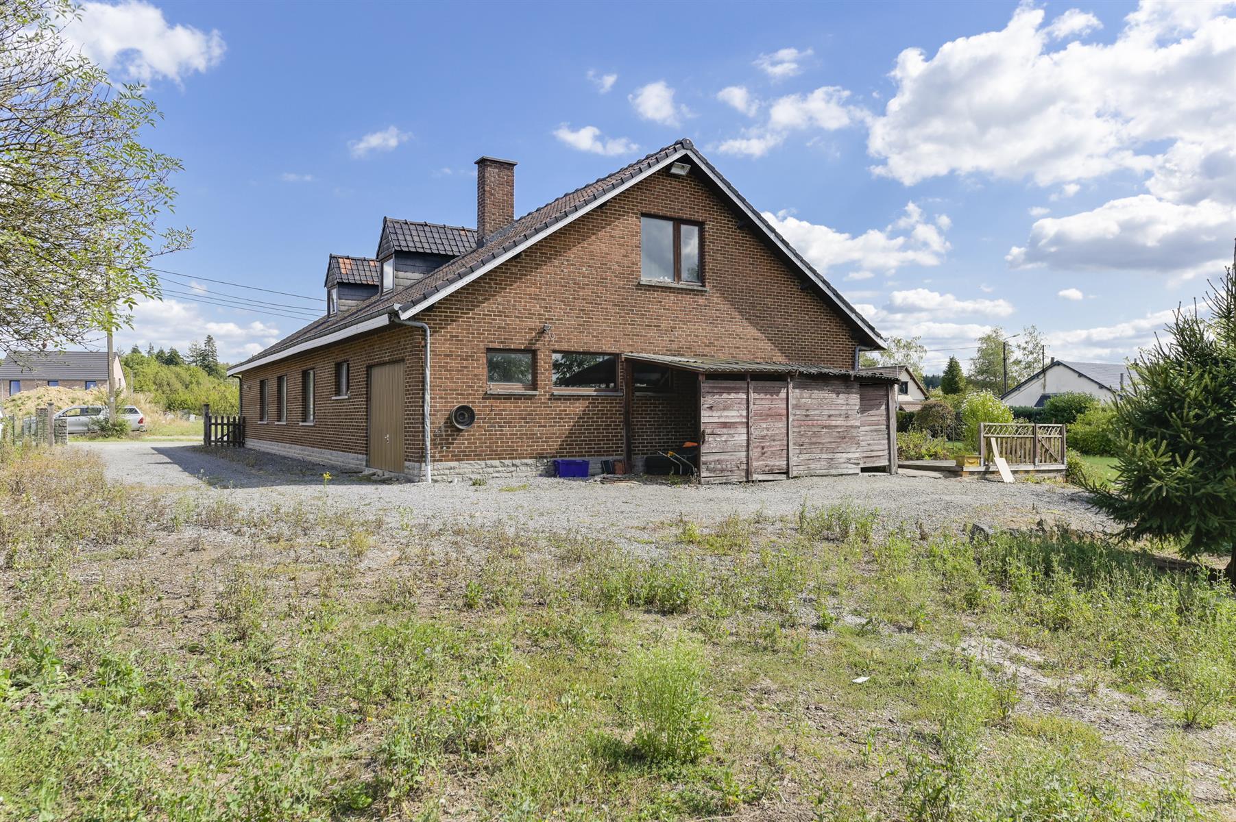 Huis - Houyet Wanlin - #3883377-4
