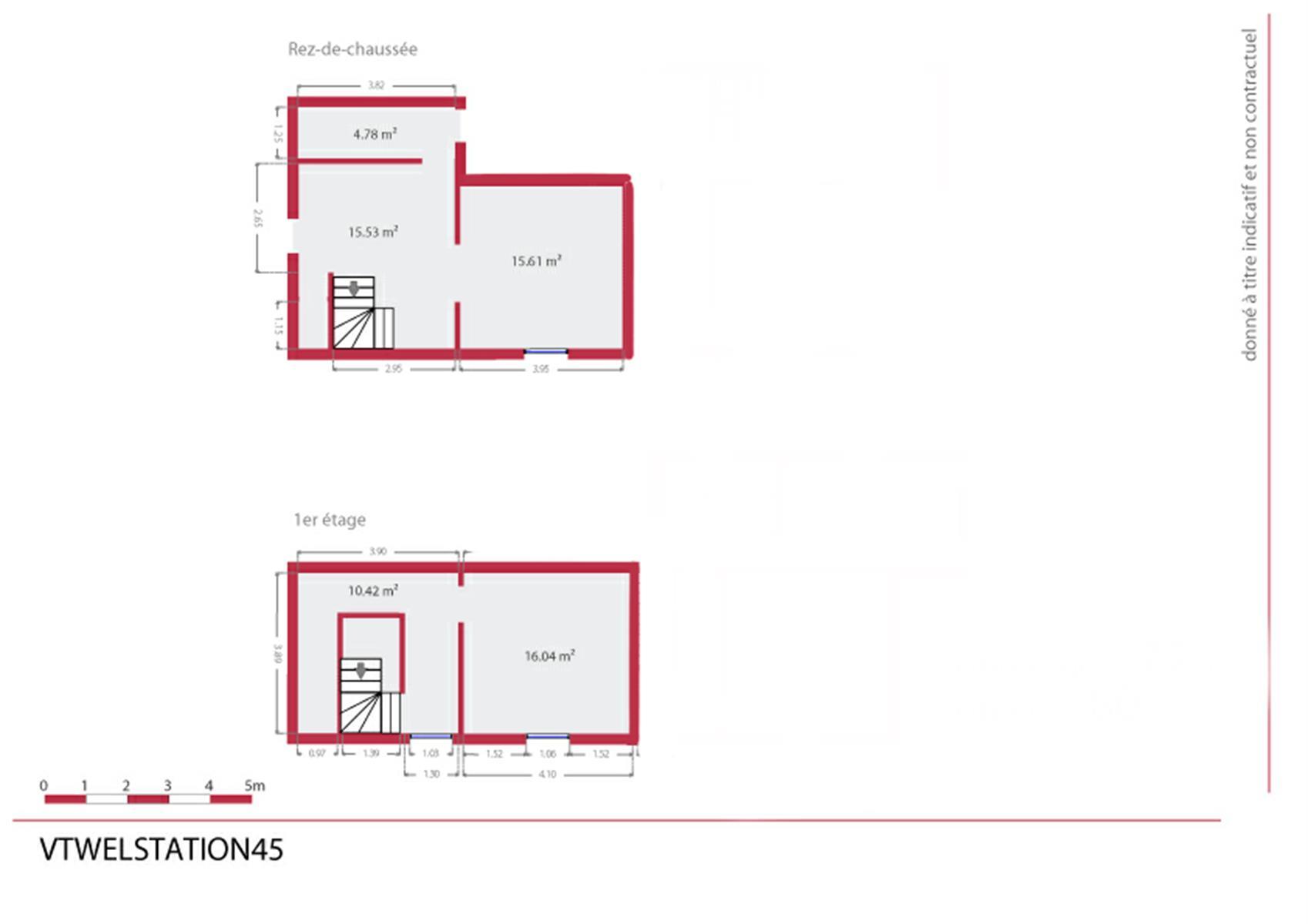 Huis - Wellin - #4033756-2